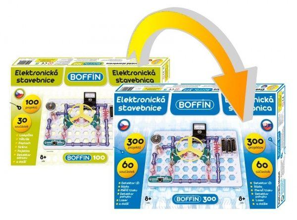 Boffin 100 - rozšíření na Boffin 300