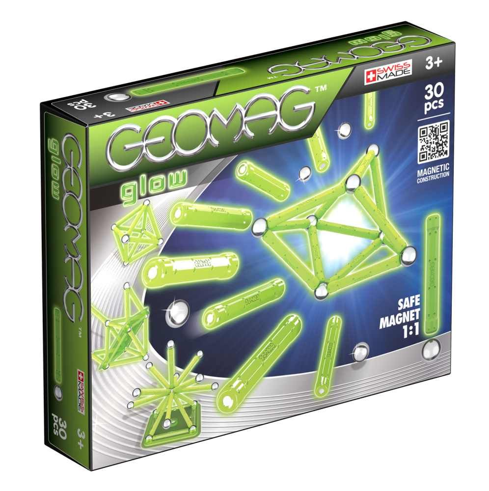 Geomag Kids Panels Glow 30 dílků