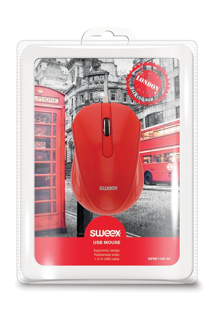Sweex - USB myš London