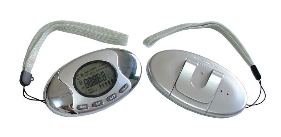 Multifunčkní krokoměr LTH7 s měřením tělesného tuku