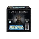 4D City Puzzle Hra o Trůny (Game of Thrones) Westeros MINI