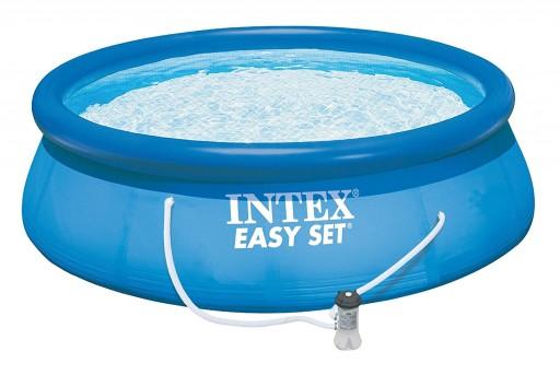 INTEX Bazén Easy s filtrací 457x84 cm