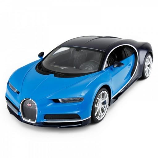 Rastar RC auto Bugatti Chiron, Modrý (1:14)