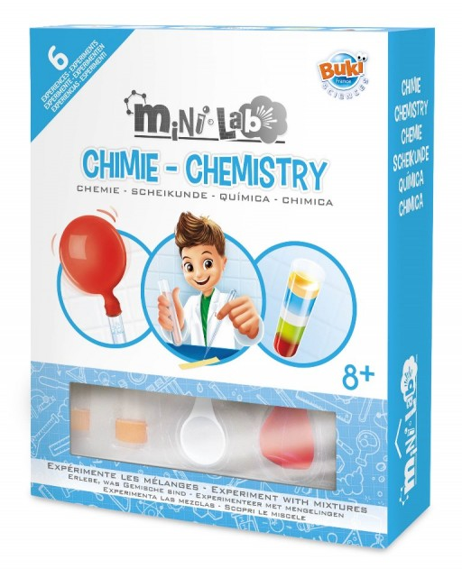 BUKI Chemická laboratoř miniLab