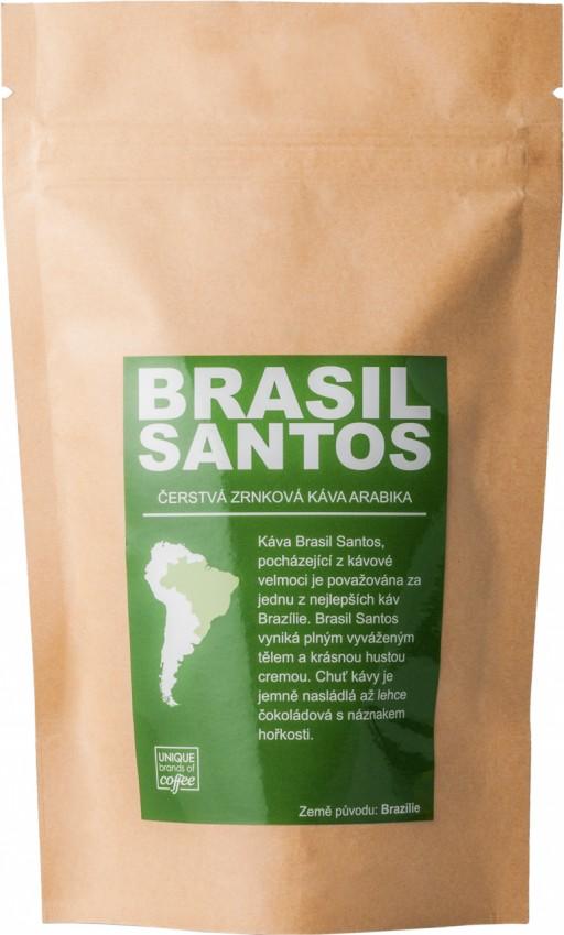 Brasil Santos Arabika 1000g