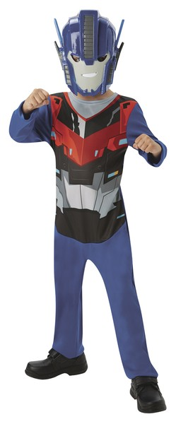 Dětský kostým Transformers Optimus Prime - action suit