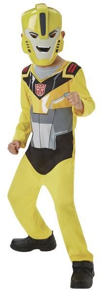 Dětský kostým Transformers Bumble Bee - action suit
