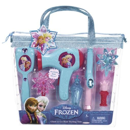 Vlasové doplňky Disney Frozen