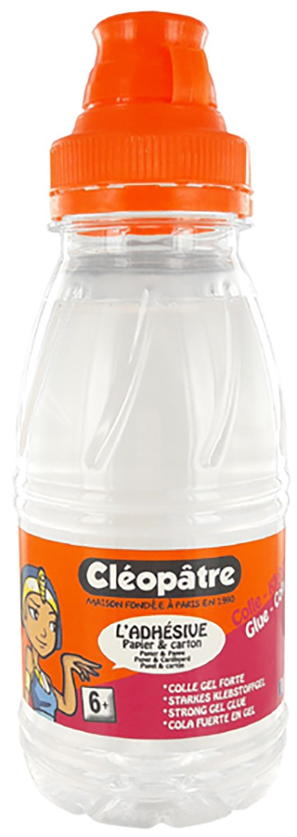 CLEOPATRE Transparentní PVA lepidlo 250g