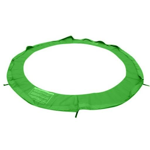 Ochranný kryt pružin na trampolínu 244 cm, Zelený