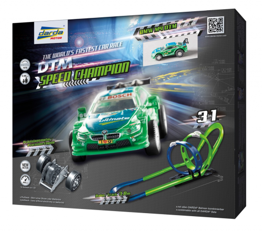 Darda Motor DTM Speed Champion
