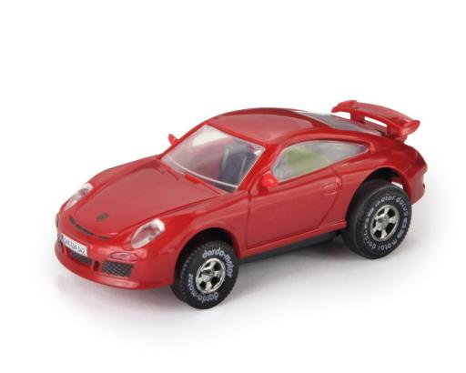 Darda Motor Porsche 911 GT3, červené