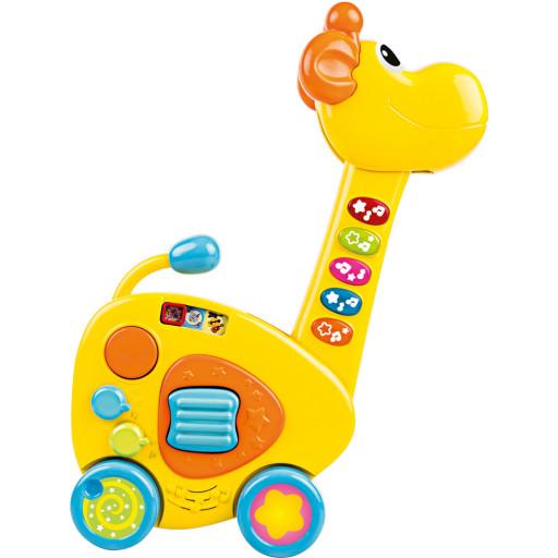 Buddy Toys BBT 3530 Dětská kytara Žirafa