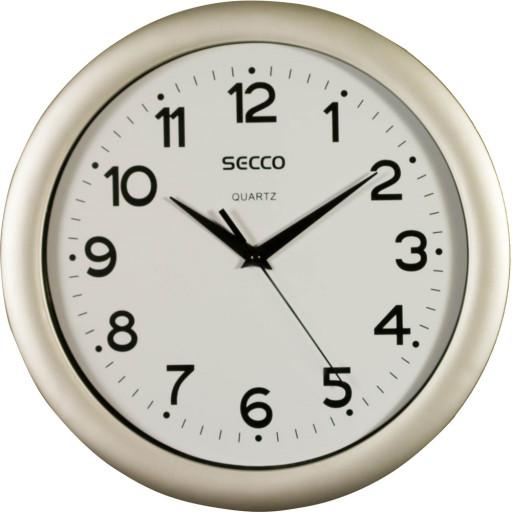 Secco nástěnné hodiny, Průměr 28 cm