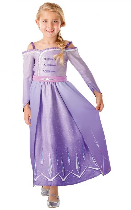 Dětský kostým Frozen 2, Elsa Special (Prologue) vel. M