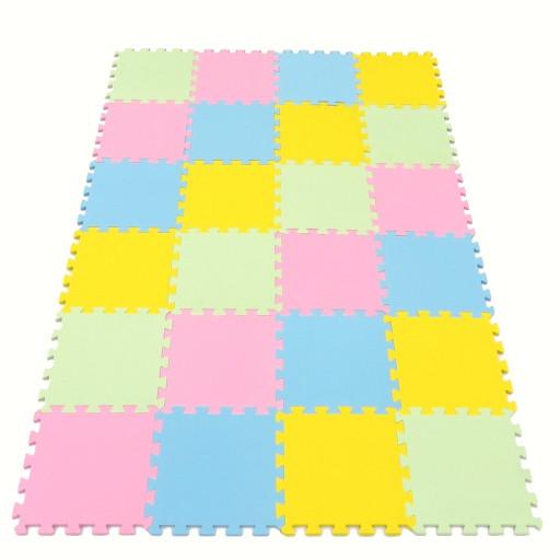 Pěnový koberec MAXI EVA 24, 4 barvy