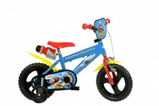 "Dino Bikes Dětské kolo 412UL-THO Mašinka Tomáš 12"""