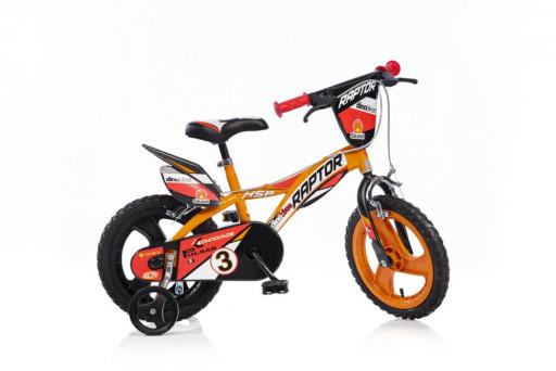 """Dino Bikes Dětské kolo Raptor 14"""""""
