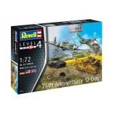 Revell Gift Set 03352 - 75 Years D-Day Set (1:72)
