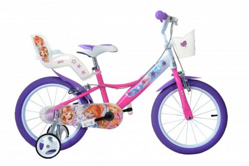 """Dino Bikes Dětské kolo Winx Club 14"""""""
