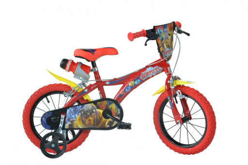 "Dino Bikes Dětské kolo Gormiti 14"""