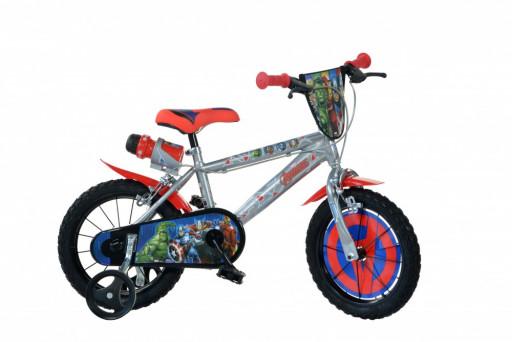 """Dino Bikes Dětské kolo Avengers 14"""""""