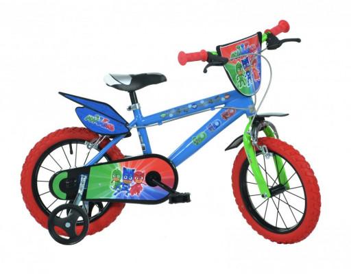 """Dino Bikes Dětské kolo Pyžamasky 16"""""""