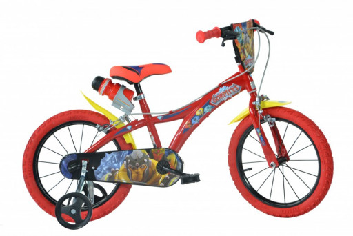 "Dino Bikes Dětské kolo Gormiti 16"""