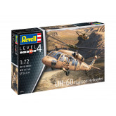 Revell ModelKit vrtulník 04976 UH-60A Transport Helicopter (1:72)