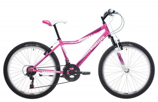 Kenzel Dětské jízdní kolo Roxis SF24 2021 růžové