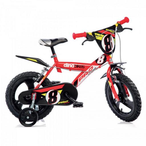 """Dino Bikes Dětské kolo Pro-Cross červené 16"""""""
