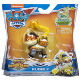 Spin Master Paw Patrol Mighty Pups Rubble