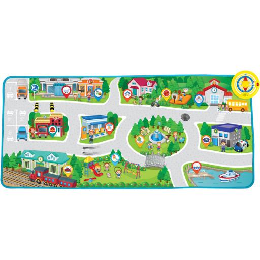 Buddy Toys BBT 6610 Dětská hrací podložka se zvuky