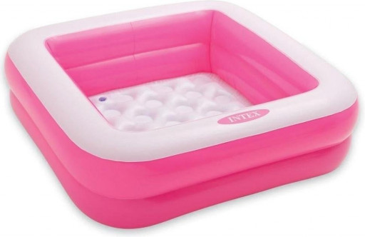 Dětský bazének čtverec Intex 57100, 85x85x25cm
