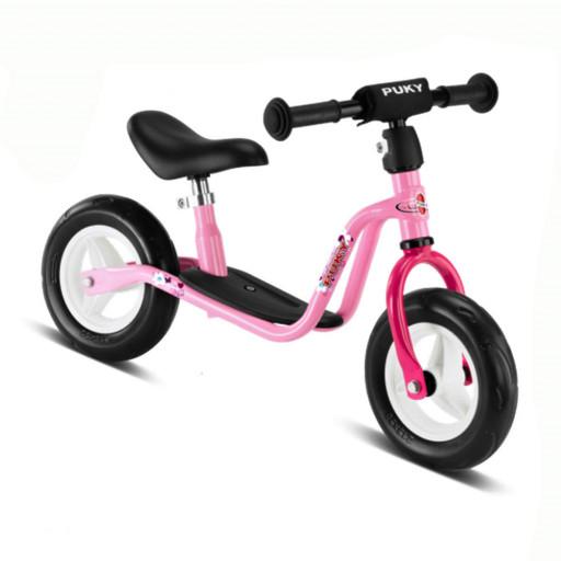 Odrážedlo PUKY Learner Bike medium LR M, růžová