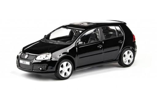 Cararama VW Golf GTI Shiny Black 1:43