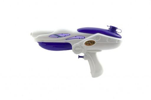 Vodní plastová pistole 27cm, 4 barvy v sáčku