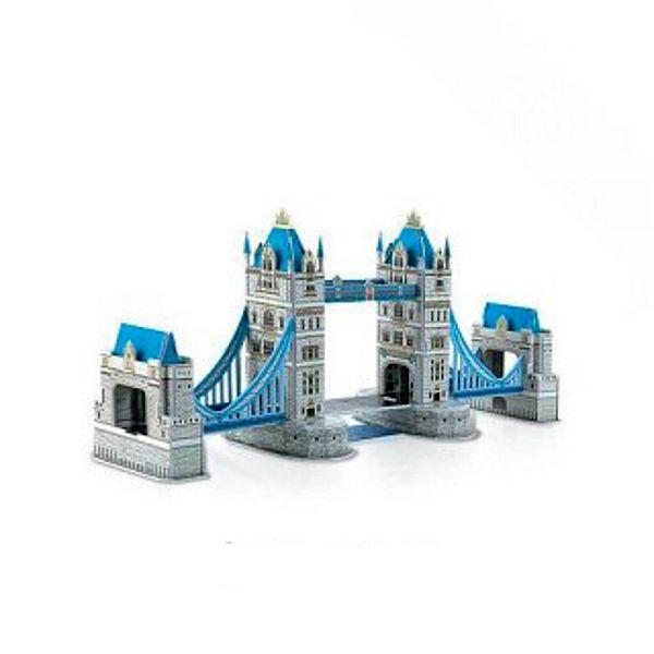 3D puzzle, Tower Bridge