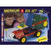 Stavebnice MERKUR 3 BIG SET