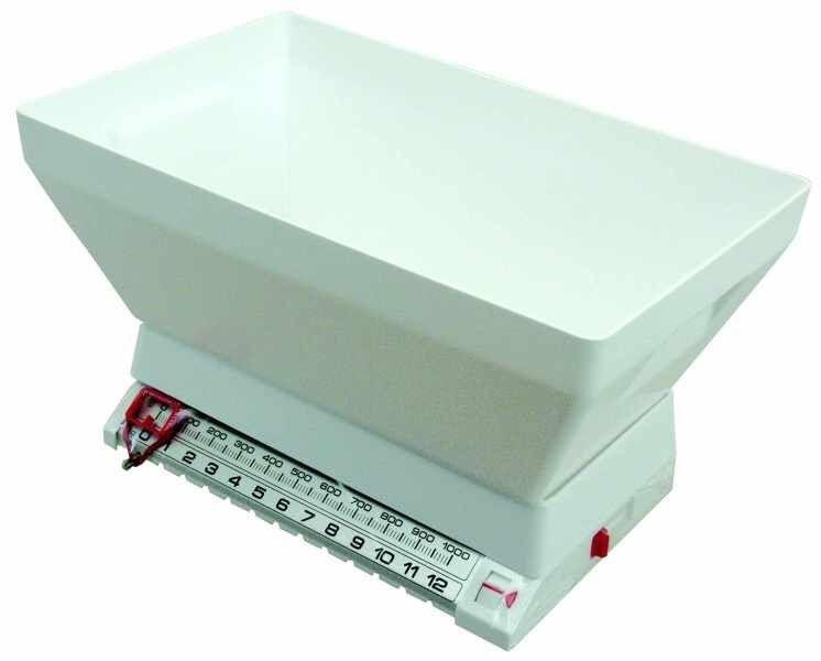 Kuchyňská vícelúčelová váha Silva 2 Max , Nostnost 13 kg + 2 mísy